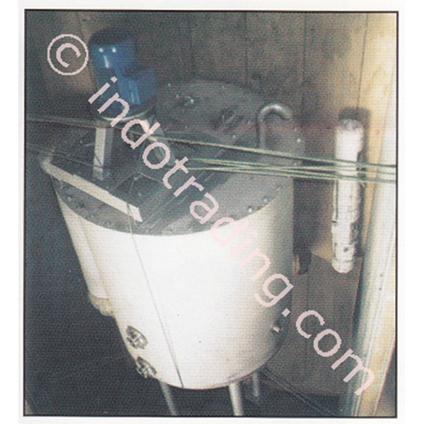Tangki Mixer Stainless Steel