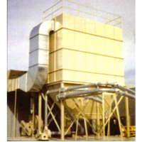 Bag House Pulse Jet System For Automatic Cleaning