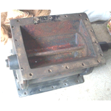 Rotary Lock Material Casting For Feeder Powder and
