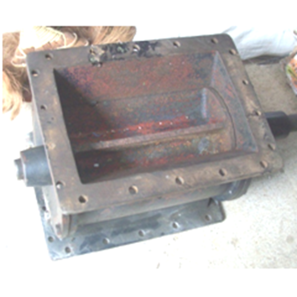 Rotary Lock Material Casting For Feeder Powder and Granulla