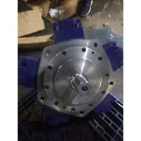 Distributor radial piston motor 3