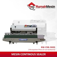 Mesin Continuous Band Sealer Fr 900 S