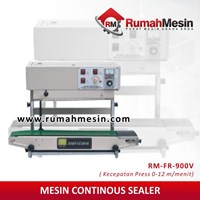 Mesin Continuous Band Sealer Fr 900 V