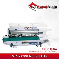 Mesin Continuous Band Sealer Sf 150 Lw