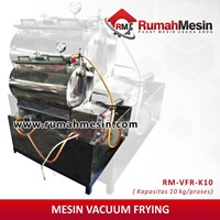 Jual Mesin Vacuum Frying Vfr K10