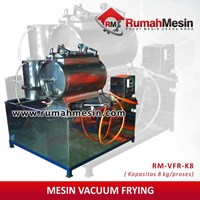 Jual Mesin Vacuum Frying Vfr K8