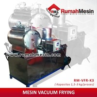 Jual Mesin Vacuum Frying Vfr K3