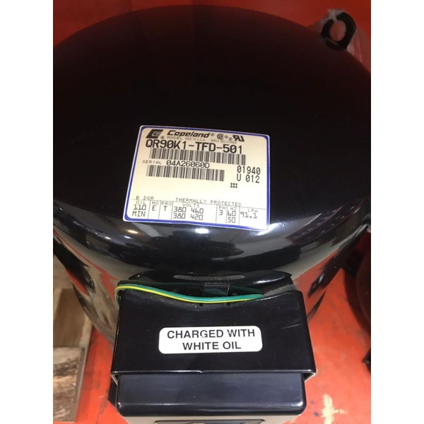 compressor  ac Copeland QR90 K1 TFD 501