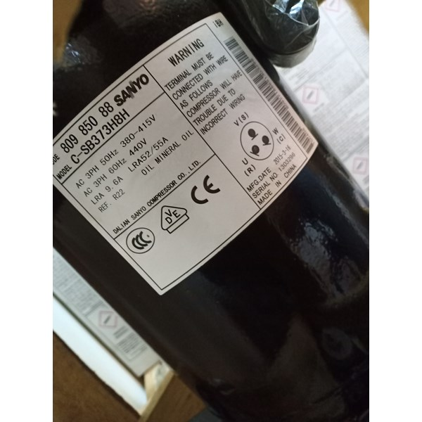 Kompresor AC C-SB373H8H