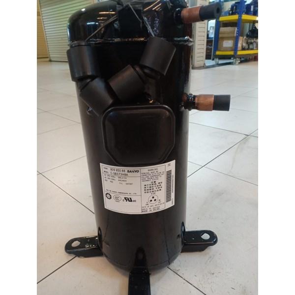 compressor ac sanyo type C-SB373H8A