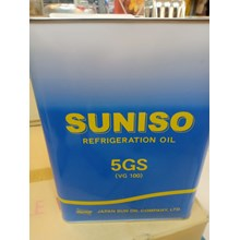 Compressor Oil suniso 5GS