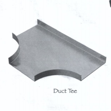 Kabel Duct Tee