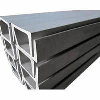 Jual Besi Kanal Stainless Steel channel bar