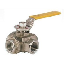Multi Way Ball Valves Magno