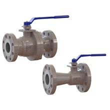 Flange Ball Valves Split Body