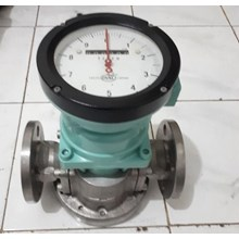 flow meter Oval Stainless steel