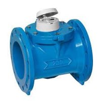 water meter itron type woltex 200mm 8 inch 1