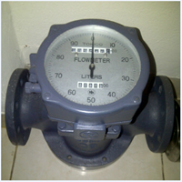 Flowmeter Tokico DN 80 mm FRP0845BAA-04X2-X Reset Counter 1