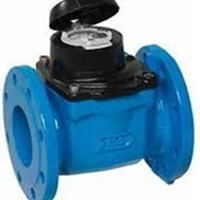 water meter itron type woltex 4 inch