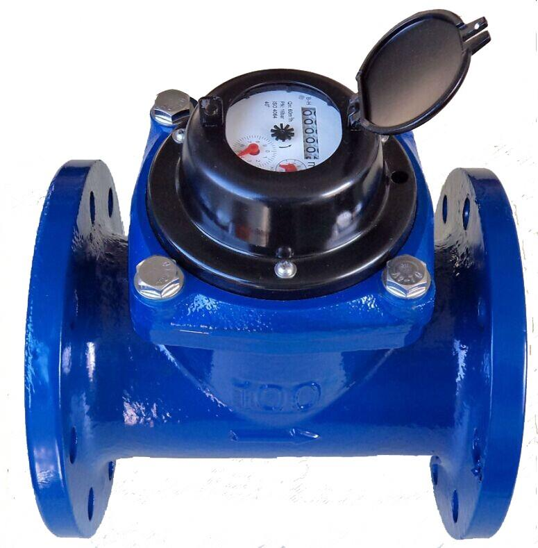 Flow Force Indonesia: Sell Water Meter Amico 4 Inch 100mm Type Flange From