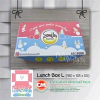 Jual Lunch Box Peralatan Makan Lainnya 2