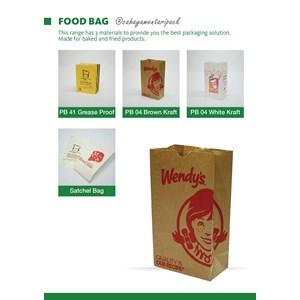 Paper Bag Peralatan Makan Lainnya