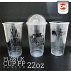 Sablon Gelas Plastik PP 3
