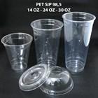 Gelas Plastik PET SIP  2
