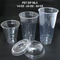 Gelas Plastik PET SIP