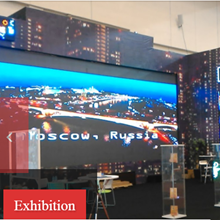 Rent LED Display Exhibition