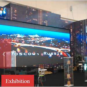 Rental LED Display Exhibition