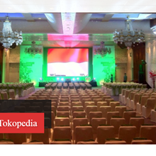 Rental LED Display Event Tokopedia
