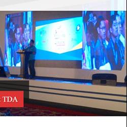 Rental LED Display Event TDA