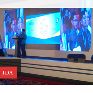 Rental LED Display Event TDA