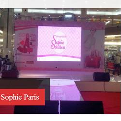Rental LED Display Event Sophie Paris