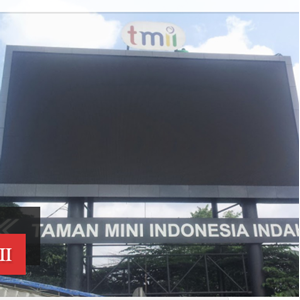 Rental LED Screen Outdoor By Bias Inti Sejahtera