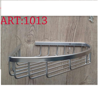 Jual Rak Kawat Sudut Single Aluminium ART 1013