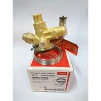 Temperature expansion valve TE2 R404A - R507 068Z3403