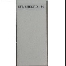 Styrofoam STR Sheet D-14