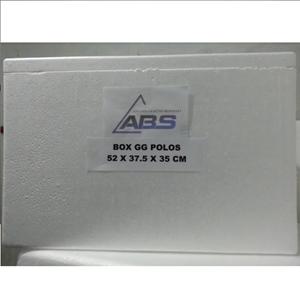 Box Styrofoam GG Polos