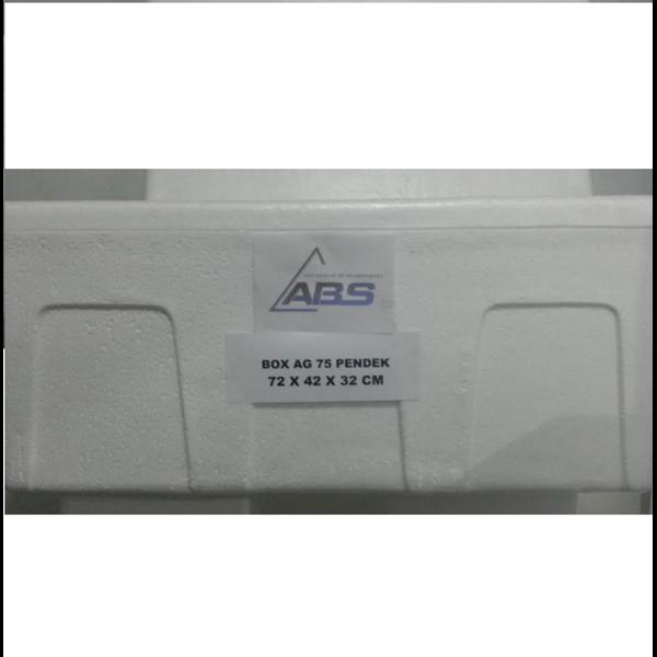 Box Styrofoam AG 75 Pendek