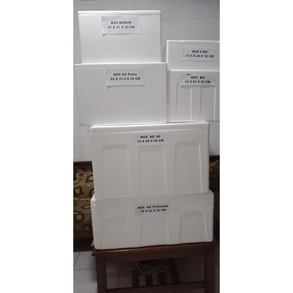 Box Pendingin / Cooler Box