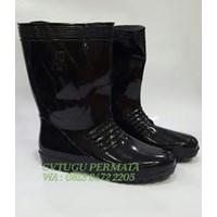 Sepatu Ap Boots Black 1 Pendek 1