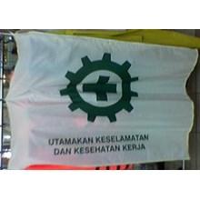 Pakaian Safety Bendera K3