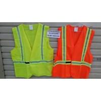 Rompi Safety  Polyster Kombinasi Pakaian Safety 1