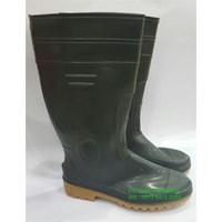 Jual Sepatu Boot Panfix Hitam Panjang Ap Boots 47686cde48