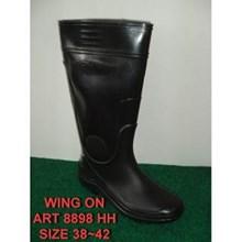 Sepatu Boot Wing On 8898 H
