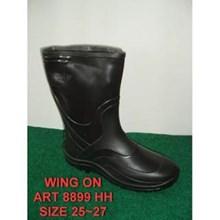 Sepatu Boot Wing On pendek 8899 H