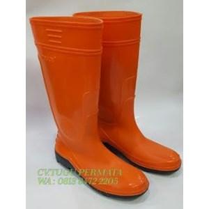 Jual Sepatu Boot Wing On Orange Harga Murah Jakarta oleh CV. Tugu ... 8669b43cef