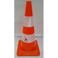 Traffic Cone Full Orange Gosave 70cm 1